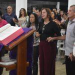 Cerimônia de Posse da Presidente do Conselho Diocesano – Sirléia Guimarães