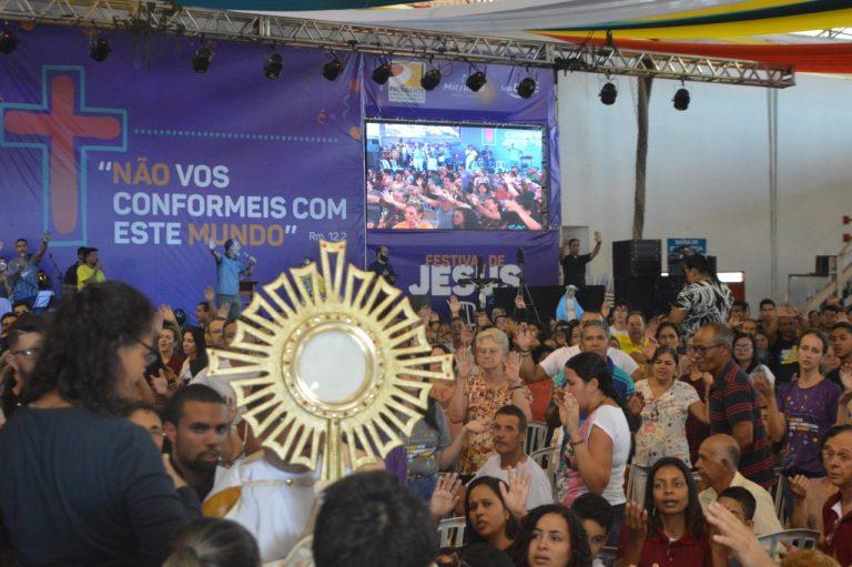 Festival de Jesus 2020 – A alegria do Senhor é a nossa força!